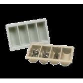 Traex® Silverware Cutlery Box