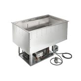 Refrigerated Cold Food Well Unit