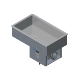 Refrigerated Cold Pan