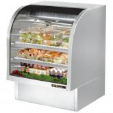 Curved Glass Deli Case