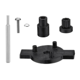Big Stix® Coupling replacement kit (only for 2nd generation with replaceable coupling design)