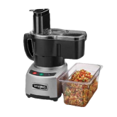 Combination Continuous-Feed/Batch Bowl Processor