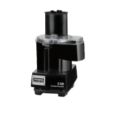 Commercial Combination Continuous Feed & Batch Bowl Food Processor
