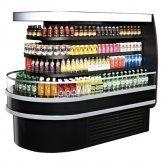 Island Display Self-Serve Refrigerated Merchandiser
