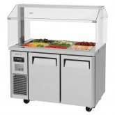 J Series Refrigerated Buffet Table-side mount