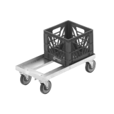Milk Crate Dolly