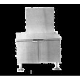 Boiler Base Cabinet