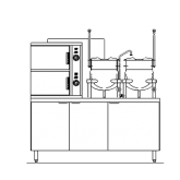 Combination Steamer