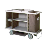 Lodgix™ Plus Housekeeping Cart