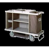 Lodgix™ Plus Housekeeping Cart