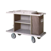 Lodgix™ Essentials Housekeeping Cart