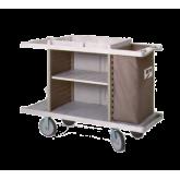 Lodgix™ Essentials Housekeeping Cart