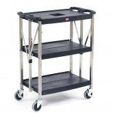 myFold™ Folding Utility Cart