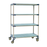 MetroMax 4  Mobile Shelving Unit