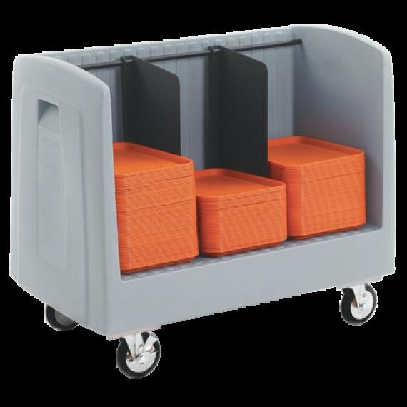Polymer Dish & Tray Cart
