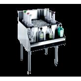 Royal 1800 Series Underbar Ice Bin/Cocktail Unit