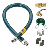 Royal Series Moveable Gas Connection Kit