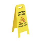 Flo-Pac® Safety Floor Sign