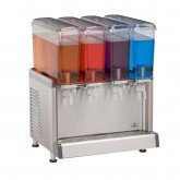 Crathco® Simplicity™ Bubbler® Pre-Mix Cold Beverage Dispenser