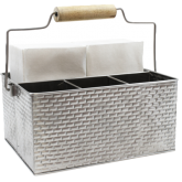 Brickhouse Collection™ Flatware Caddy