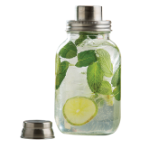 Cash & Carry Mason Jar Cocktail Shaker