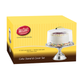 Cash & Carry Cake Stand & Cover Set