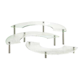 Cristal Collection™ Riser Set
