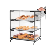 Gourmet Pastry Display Case