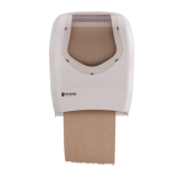 Summit™ Tear-N-Dry Towel Dispenser with Ad Insert