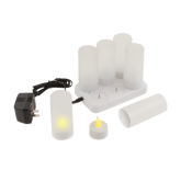 Flameless Candle Light Set