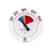 Cooler Wall Thermometer