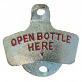 Starr X Cast Bottle Opener